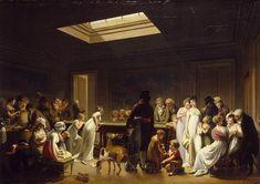 File:Louis-Léopold Boilly - Game of Billiards - WGA02350.jpg