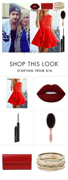 """Meeting Fans W/ Liam"" by msdisneyfreak ❤ liked on Polyvore featuring Lime Crime, MAC Cosmetics, Lodis and Kendra Scott"