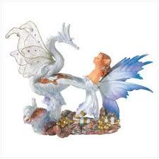 Dragon and Fairy Wedding Cakes Dragon Figurines, Fairy Figurines, Butterfly Dragon, White Butterfly, Dragon Wedding Cake, When Is My Birthday, Dragon Statue, Rose Gift, Fairy Dolls