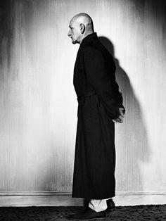 Sir Ben Kingsley, by Bryan Adams.