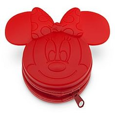 Disney Minnie Mouse Coin Purse | Disney StoreMinnie Mouse Coin Purse - Minnie's playful coin purse lets kids carry cash and tiny treasures with care and a famous smile that only our leading lady can share!