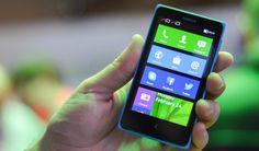 new #nokiaX smartphone #NokiaAndroidphone #nokiasmartphones