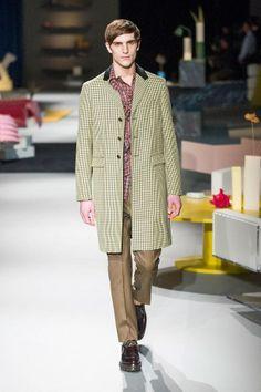 Prada Men's Winter Fashion 2013 | Prada Autumn (Fall) / Winter 2013 men's | Fashion: Men's Collection
