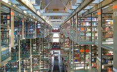 José Vasconcelos Library in México City Df Mexico, World Library, Online Library, College Library, Grand Library, Beautiful Library, Modern Library, Home Libraries, México City