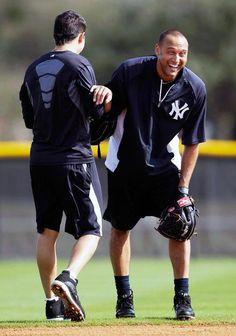 "Yankees!! <3 ""Francisco, you so funny!"""