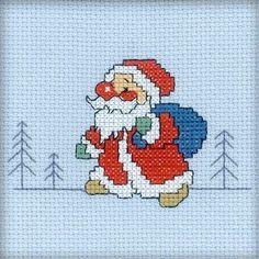 Cross stitch chart Foresta Amici Cavalli campo grafico solo