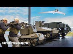 Russia's Military Modernization - Kalashnikov New Weapons: RPK 16 LMG , VSV 338, SVK - YouTube