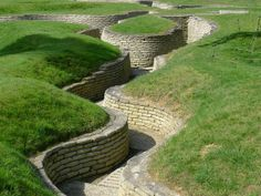 Visit all the main battle fields in Europe- especially Vimy Ridge Architecture Details, Landscape Architecture, Landscape Design, European Garden, Remembrance Day, France, World War I, Amazing Gardens, Beautiful Gardens