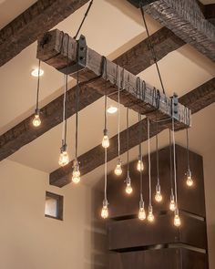 INSPIRATION: Hanging lights