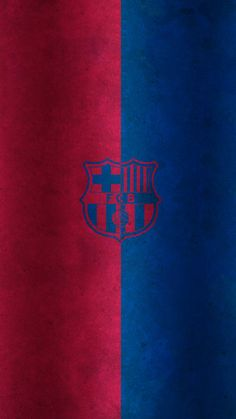 Red and Blue FC Barcelona Logo Wallpaper - Free iPhone Wallpapers Fcb Wallpapers, Fc Barcelona Wallpapers, Lionel Messi Wallpapers, Sports Wallpapers, Iphone Wallpapers, Wallpaper Wallpapers, Wallpaper Quotes, Girl Wallpaper, Barcelona Team