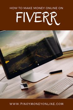 Learn 2 simple ways on how to make money on Fiverr even if you don& have any skills online! Internet Marketing, Online Marketing, Social Media Marketing, Make Money From Home, Way To Make Money, Money Fast, Saving Tips, Saving Money, Blog Topics