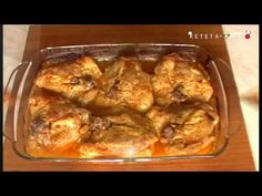 Musaka, Romanian Food, Hungarian Recipes, How To Cook Chicken, Food Videos, Food And Drink, Cooking Recipes, Bacon, Youtube
