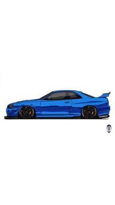 ideas cars wallpaper gtr for 2019 Nissan Gtr Wallpapers, Car Wallpapers, Jdm Cars, Tuner Cars, Jdm Wallpaper, Trendy Wallpaper, R34 Gtr, Car Vector, Nissan Skyline