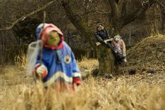 This Japanese village is inhabited by more scarecrows than people - The Washington Post