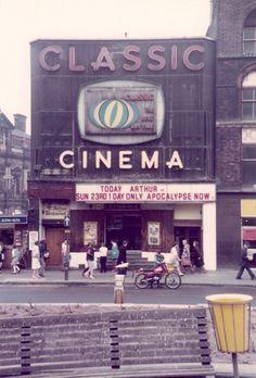 cinefamily - classic cinema