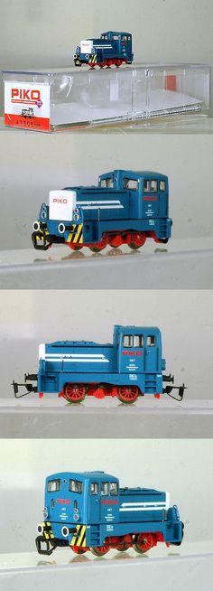 Locomotives 81056: Piko 47306 Tt Scale Diesel Locomotive V 23 Piko Locomotive -> BUY IT NOW ONLY: $69 on eBay!