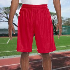 Russell Athletic-Nylon Tricot Mesh Short-659AFM