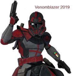 Star Wars Fan Art, Rpg Star Wars, Star Wars Helmet, Star Wars Clone Wars, Star Wars Characters Pictures, Images Star Wars, Star Wars Pictures, Star Wars Clones, Star Citizen