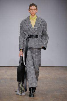 Beckmans College of Design Stockholm Fall 2017 Fashion Show - Julie Borch-Christensen x Hope