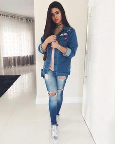 Jeans é vidaaa  #ootd
