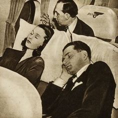 Vivien Leigh and Laurence Olivier dreaming together