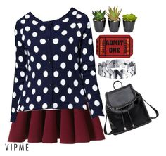 """""""#Vipme"""" by credentovideos ❤ liked on Polyvore featuring women's clothing, women, female, woman, misses, juniors and vipme"""