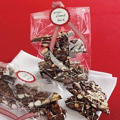 Cran-Almond Bark #recipe