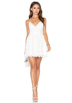 NBD x REVOLVE Give It Up Dress in Ivory | REVOLVE