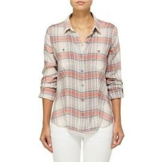 Quiksilver Juniors Plain Button Up, Sunny Day Plaid, Medium Quiksilver. $54.50