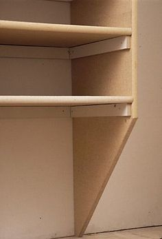 A DIY guide to installing closets. Alright! #woodclosetsystems