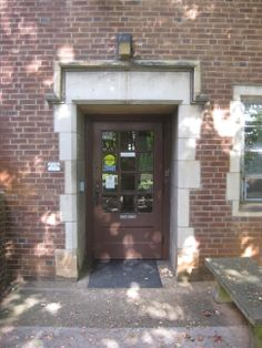Melrose Hall, 1946, South Facade.