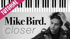 Mike Bird   Closer   AMICI 16   Piano Karaoke con Testo