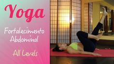 Yoga para Fortalecimento Abdominal