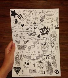 Are these One Directions Tattoos?