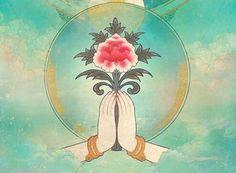 Cuenta una leyenda hindú que para ser feliz se deben completar 7 pasos. Al realizar ese proceso se construyen bases firmes para una felicidad real.