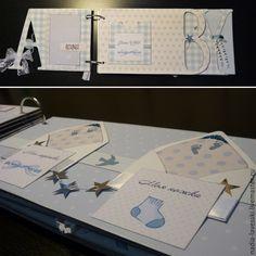 Подарки детям, альбом для фото, альбом детский LAVESSKI exclusive handmade