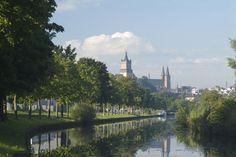 kleve | Die Herzogstadt Kleve mit der Schwanenburg gehört zu den Attraktionen ...