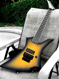 Jackson Custom Shop Kelly COW 7
