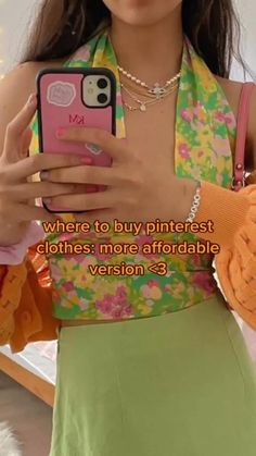 Indie Outfits, Teen Fashion Outfits, Retro Outfits, Outfits For Teens, Trendy Outfits, Fasion, Cute Clothing Stores, Best Online Clothing Stores, Clothing Hacks