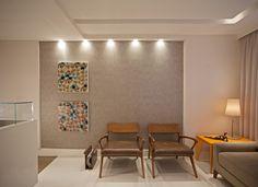 Projeto Paula Martins Arquitetura, Interiores e Detalhamento - consultório de cirurgia plástica: sala de pequenos procedimentos.