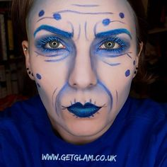 Absolem the Caterpillar makeup // Alice in Wonderland Tap the link now to find the hottest products for Better Beauty! Caterpillar Alice In Wonderland, Halloween Alice In Wonderland, Alice In Wonderland Makeup, Wonderland Costumes, Alice And Wonderland Quotes, Alice In Wonderland Tea Party, Teen Halloween Party, Christmas Party Themes, Halloween 2019