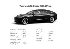 Создан онлайн-калькулятор для расчёта ежемесячной стоимости владения электромобилем Tesla Model 3 http://bit.ly/2xcX2Bp  #Tesla #Model3