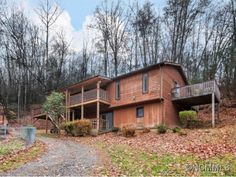 Sold for $171,000 - was $179,900 ~ you could rent out the lower level - 54 Buck Spring Acres, Candler, NC 28715
