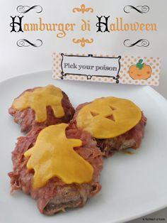 Hamburger di Halloween! | Architect of taste