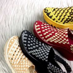 Sepatu Eliza Rihanna Wedges CH7774 Trendy Import