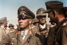Erwin Rommel was a German general and military theorist. Popularly known as the Desert Fox, he served as field marshal in the Wehrmacht of Nazi Germany during World War II Guerra Total, Afrika Corps, North African Campaign, Erwin Rommel, Rare Historical Photos, Field Marshal, Iconic Photos, German Army, Second World