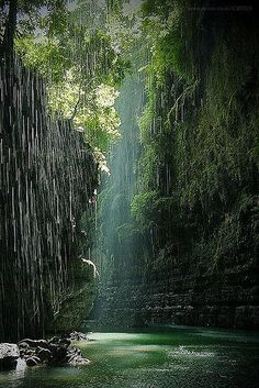 Green canyon in Indonesia | Flickr - Fotosharing!