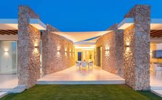 House in Ibiza by STUDIO43