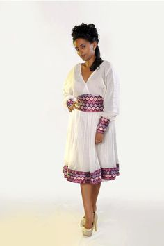 Nice one ~African Prints, African women dresses, African fashion styles, african clothing