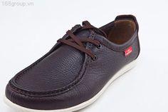 Giày thời trang nam cao cấp da thật GIORGIO ARMANI - HT67